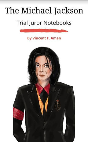Michael Jackson Trial Juror Notebooks.jp