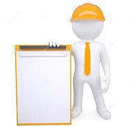 3d-man-helmet-holding-clipboard-28282618