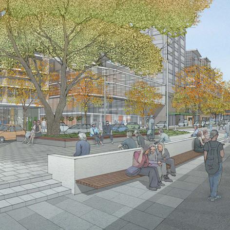 Victoria Street, Wellington - Proposed