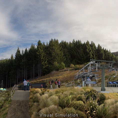 Skyline Luge Lift