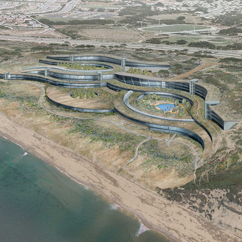 Monterey California - BSA Architects