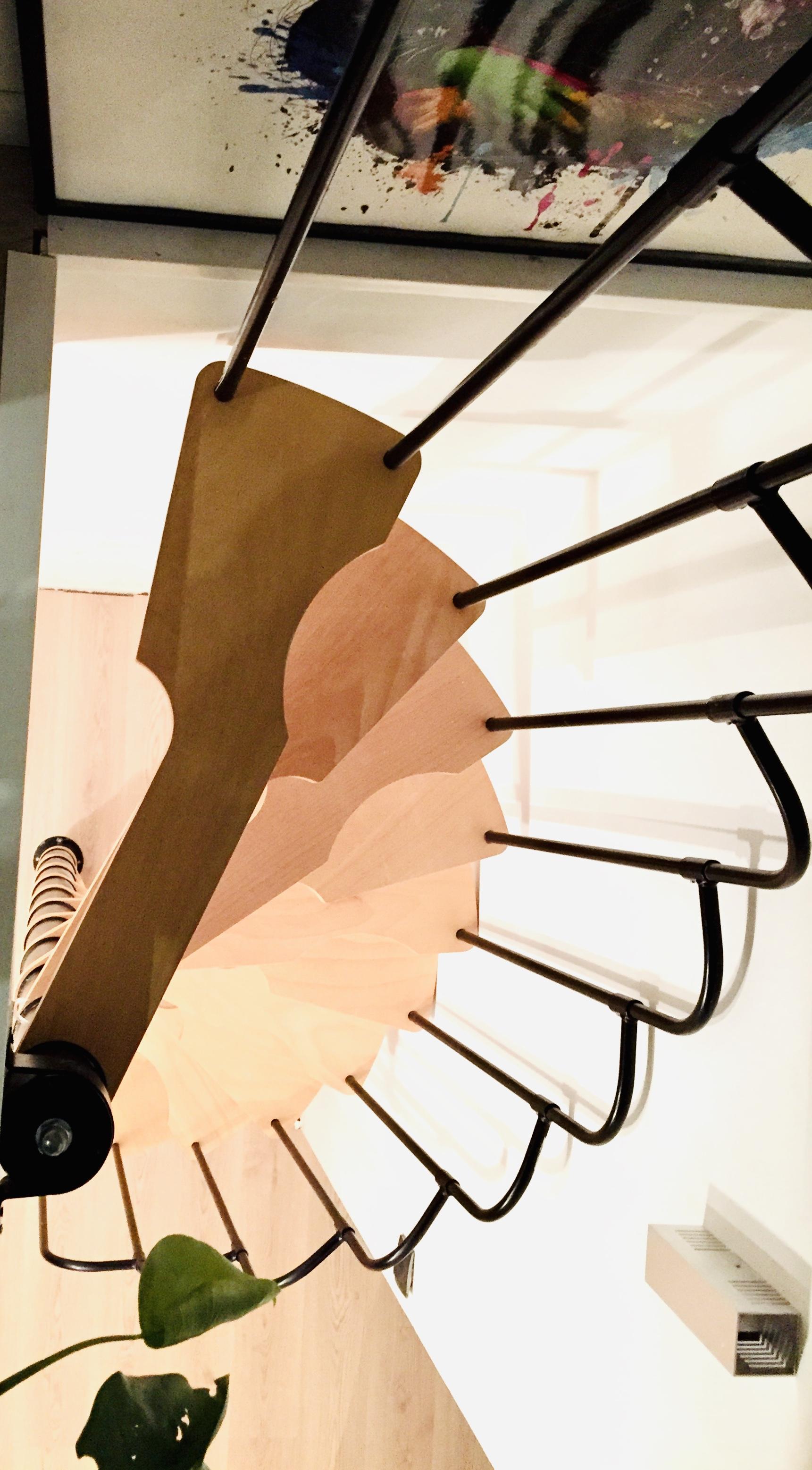 Escalier VFID