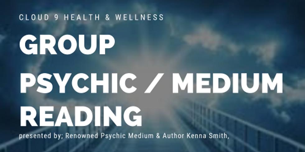 Group Psychic Medium Reading (1)