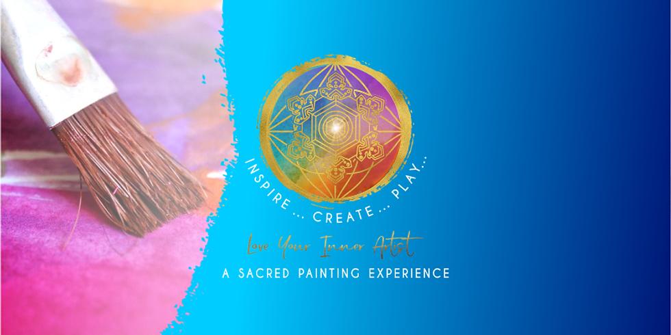 Love Your Inner Artist - First Thursday Of Each Month Starting Feb 7th