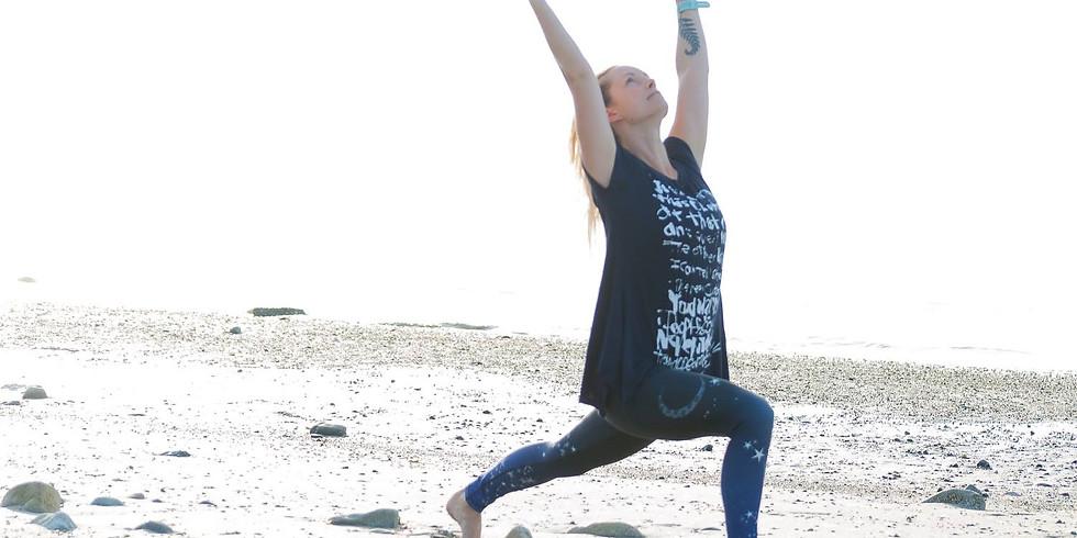 Free Trial Class - Snow Warriors Yoga
