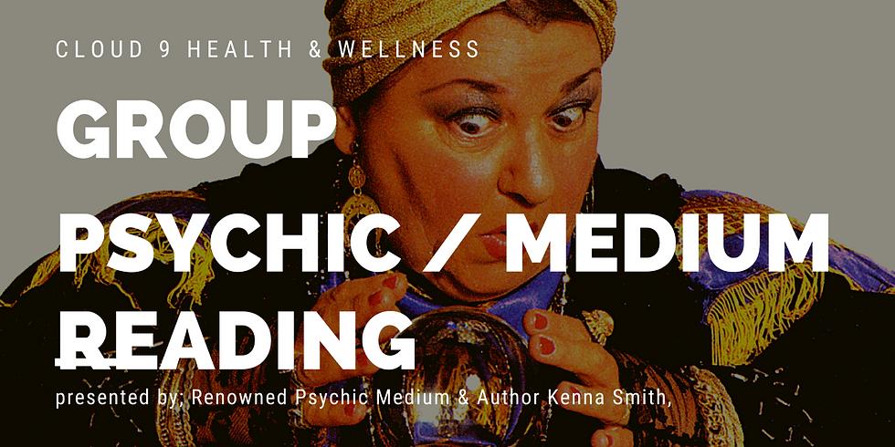 Group Psychic Medium Reading