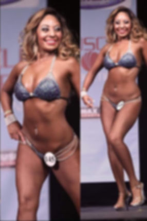 Kate at NPC Competition