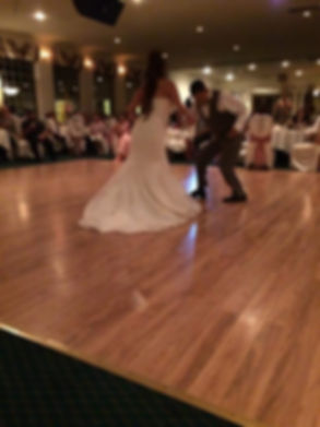 Frank and Kylee's First Dance choreographed by Kate Schmad