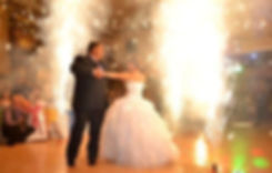 Cassy and her dad perform a Father-Daughter Dance choreographed by Kate