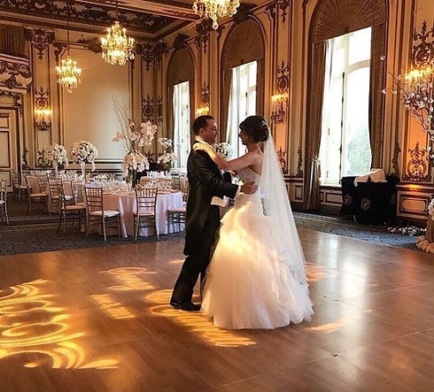 Sanaz and Garrett's First Dance choreographed by Kate Schmad