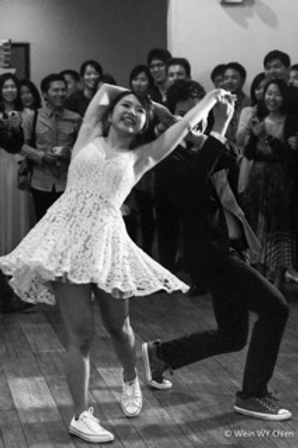 Rick and Phoebe's First Dance choreographed by Kate Schmad