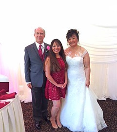 Congratulations, Juanita and Don!
