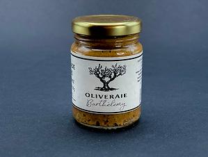 Tapenade noire 90g - Oliveraie Barthélémy