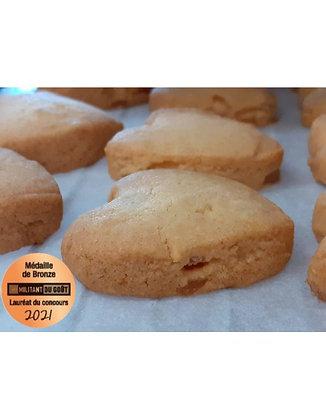 Cœur de citron - Les biscuits de Mumu