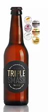 Bière Triple Smash 33cl - Brasserie Méduz