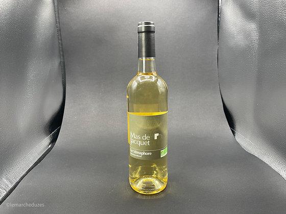 Vin doux naturel AOP muscat de Mireval AB - Mas de Jacquet