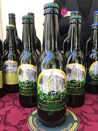 Bière Bellegard'Elfe - Source divine (Blonde) 33cl