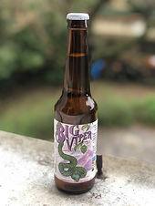 Bière Big Viper Berliner Weisse 33cl - Brasserie ZooBrew