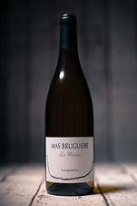 Les Mûriers vin blanc 75cl AOP languedoc - Mas Bruguière