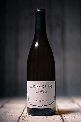 Les Mûriers vin blanc 75cl AOP languedoc - Mas Bruguiere