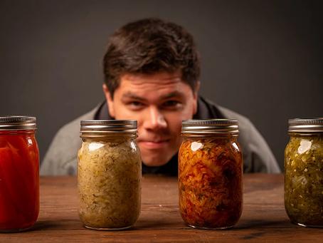 Que faire si vos bocaux de fermentation présentent des moisissures ?