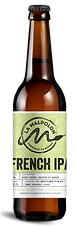 Bière French IPA 33cl - Brasserie La Malpolon