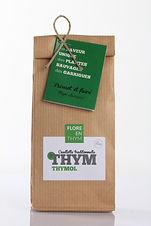 Thym à thymol bio 25g - Flore en Thym