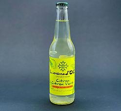 Limonade citron et citron vert 33cl - Limonad'Oc