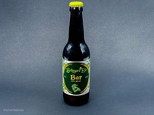 Bière Bar 33cl - Brasserie Bellegard'Elfe