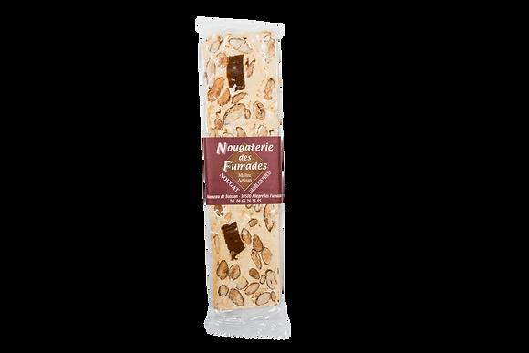 Nougaterie Des Fumades - Nougat blanc caramel pain d'épices 100gr