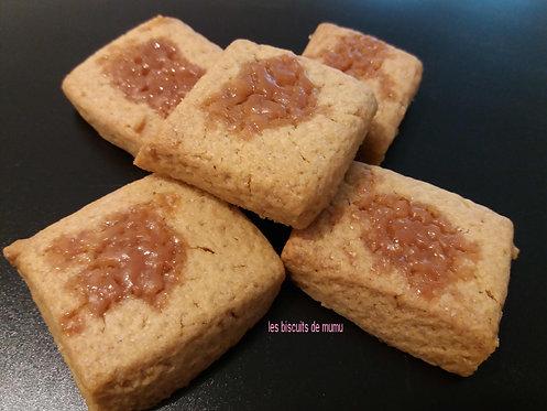 Biscuiterie de Mumu - Caramelou 150g