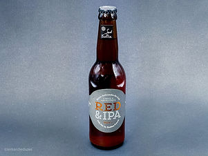 Bière Red & IPA 33cl - Brasserie Meduz