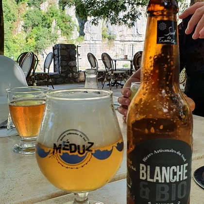 Bière Meduz - Blanche & BIO 33cl