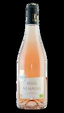 AOP Costières de Nîmes Nemausa rosé 75cl 2019 - Domaine de la Patience