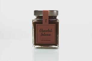 Pâte à tartiner artisanale chocolat intense - La nougaterie des Fumades