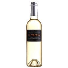 Muscat doux 50cl vin de liqueur - L'Ermite d'Auzan