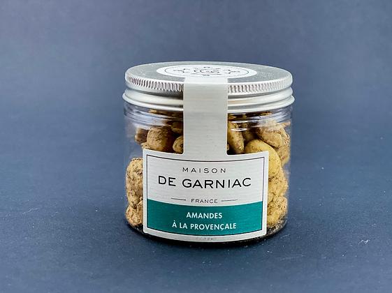 Amandes à la Provençale 100g - Maison de Garniac