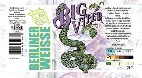 Zoobrew - Big Viper Berliner Weisse