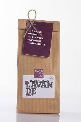 Lavande fine sauvage bio 15g - Flore en Thym
