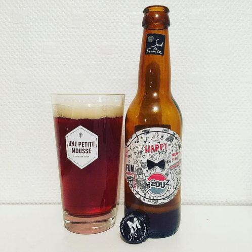 Bière Meduz - Happy Xmas Ambrée 33cl