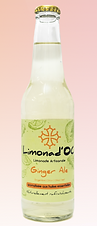 Limonade Ginger Ale 33cl - Limonad'Oc