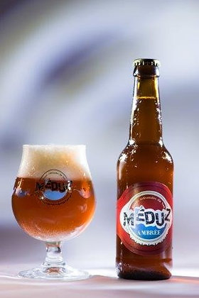 Bière Meduz - Ambrée 33cl