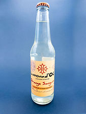 Limonade Orange Sanguine 33cl - Limonad'Oc