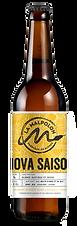 Bière Nova saison (Blonde) 33cl - Brasserie La Malpolon