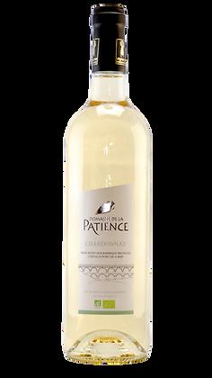 IGP Coteaux du Pont du Gard Chardonnay blanc 75cl 2019 - Domaine de la Patience