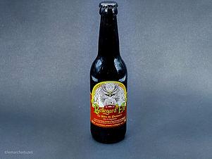 La Bière du Puissant (Brune) - 33 cl - Brasserie Bellegard'Elfe