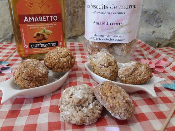 Biscuiterie de Mumu - Amaretto coco 150g