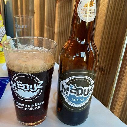 Bière Meduz - Brune 33cl