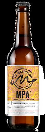 Bière La Malpolon - MPA (Blonde) 33cl