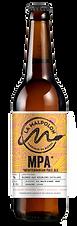 Bière MPA (Blonde) 33cl - Brasserie La Malpolon